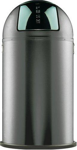 Wesco 175 831-13 Abfallsammler Pushboy graphit