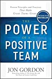 The Power of a Positive Team: Proven Principles and Practices that Make Great Teams Great - Jon Gordon