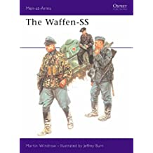 The Waffen-SS (Men-at-arms Series - Osprey Military, No. 34)