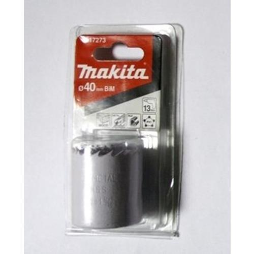 Makita D-17108 - Corona bimetalica de 68 mm para acero, metal, madera o plasticos