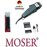 Rojo schopf24Edition: Moser–Cortapelos + 6peines de plástico. Fabricado en Alemania. 43139