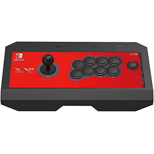 Hori - Mando Real Arcade Pro V Hayabusa Hori Nintendo