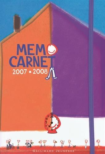 MémoCarneT: (2007-2008) par Anne-Pascale Noury