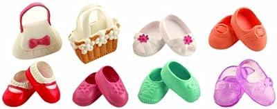 Sylvanian Families - Familias Sylvanian zapatos y bolsas Set por Flair Leisure Plc
