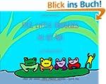 Five Little Froggies: English/Hindi B...