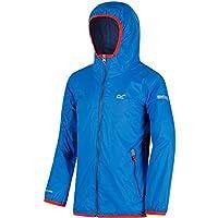 Regatta Kids Lever II Waterproof Shell Jackets