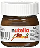 Ferrero Portions Nutella im Glas, 64 Stück, 1er Pack (1 x 1.6 kg)