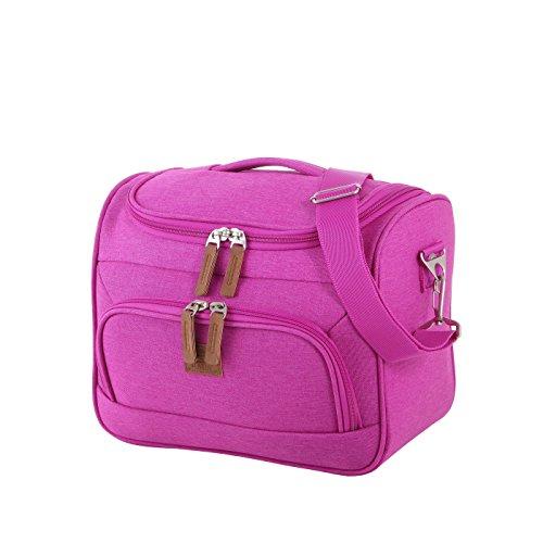 Rada Kosmetikkoffer Beautycase BC, Kulturbeutel zum Aufhängen, Waschtasche für Frauen und Herren, Wasserabweisend, mit Schultergurt,...