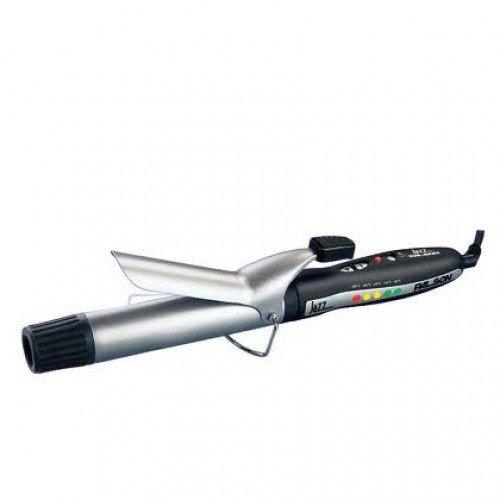 Palson 30631 Jazz - Moldeador-Pinza Rizadora Pelo , Cerámica, 32Mm, Cable 2.8M, Selector Temperatura Electrónica, Con Indic. Luminoso,