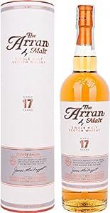 Arran 17 years old 46% 70cl by ARRAN