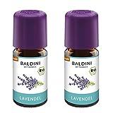 Baldini - Basilikumöl BIO, 100% naturreines ätherisches BIO Basilikum Öl fein, Bio Aroma, 5 ml