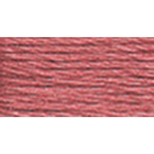 Pink Shell (DMC 117-223Sechs Strand Stickerei Cotton Floss, mittelgroß, Shell Pink, 8.7-Yard)