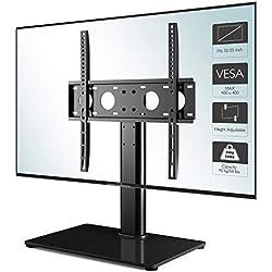 """1home Support TV sur Socle Universel avec Support pour téléviseur LCD/LED/Plasma 32""""-55"""""""