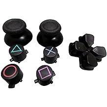 JYR 1 Jeu de clés Shell Cap Mushroom joysticks de remplacement pour les contrôleurs Playstation 4 PS4