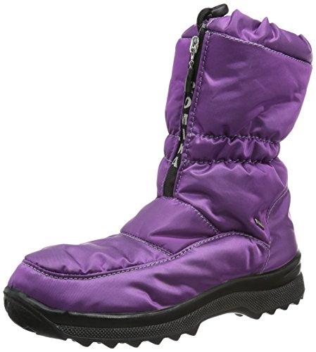 ROMIKA Colorado 118, Bottes mi-hauteur avec doublure chaude femme Violet (fuchsia 417)