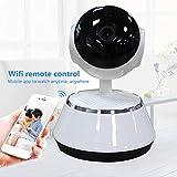 Lorenlli Mini Monitor de Casa P2P Cámara WiFi 720P HD Cámara Inalámbrica Inteligente de Bebé Visión Nigh Vision Cámara de Seguridad de Vigilancia Remota