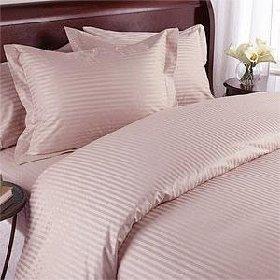 Thread Count Solide Bettdecke (Ägyptische Betten 1000-thread-count, ägyptische Baumwolle (nicht Mikrofaser Polyester) Bettbezug-Set, Queen, pink)