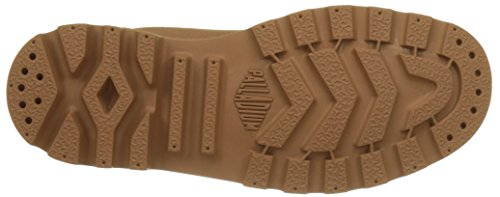 Palladium 75349, Scarpe da Ginnastica Alte Unisex Adulto Marrone (Peru/peru)