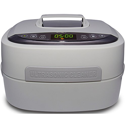 James Products ULTRA8051T Ultrasonic Cleaner by James Products Test