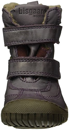 Bisgaard Shoe with lace, Sneakers basses fille Violet (5000 Syren)
