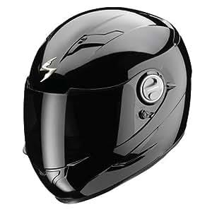 Casque SCORPION EXO-500 AIR Uni Noir Brillant