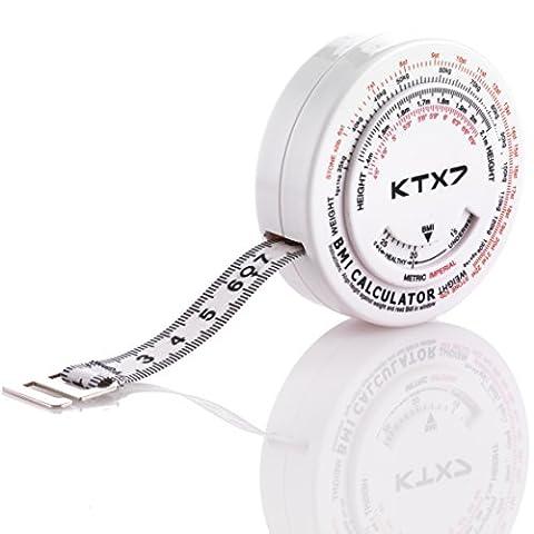 KTX7® BMI-Umfangsmessband