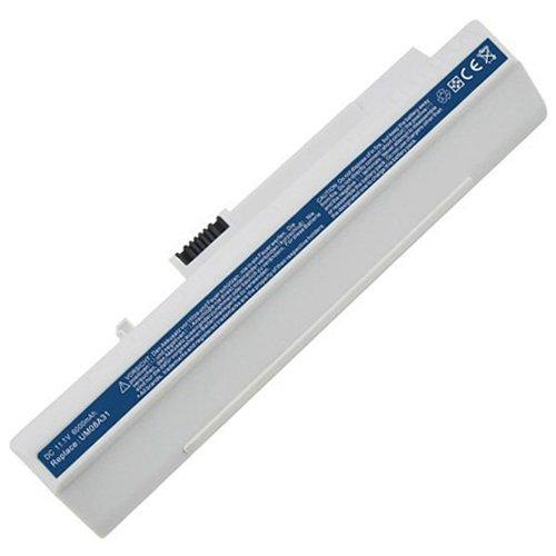 Acer-laptop-batterie-leben (amsahr ZG5-02 Ersatz Batterie für Acer Aspire One 571/AOA150, AOD250, 25,6 cm (10,1 Zoll) schwarz)