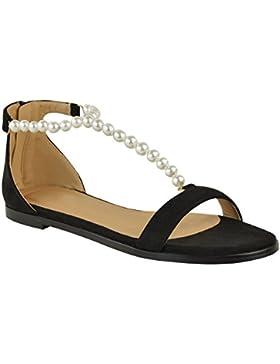 donna sandali bassi, estivi st