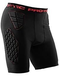 Pro-Tec Mens Hip Pad Shorts