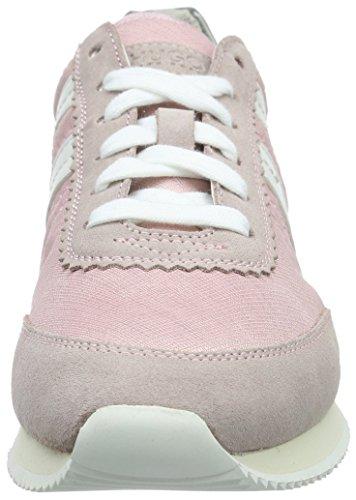 Hugo Adreny-s, Scarpe da Ginnastica Basse Donna Rosa (Pastel Pink 688)