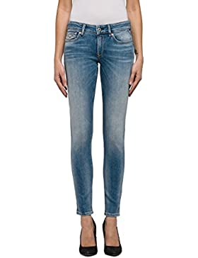 Replay Damen Skinny Jeans Luz