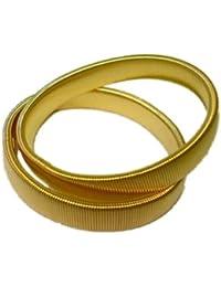 Tartanista - Bracelets pour manches de chemise - doré