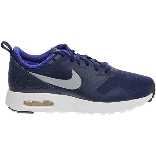 Nike Jungen Air Max Tavas Outdoor Fitnessschuhe, Schwarz Blau (Binary Blue/Wolf Grey/Paramount Blue)