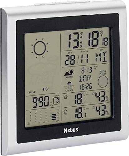 Mebus 40283 Funk-Wetterstation