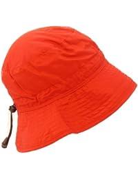 Peter rutz Lluvia sombrero Lluvia–Gorro con forro polar–163de RF rojo