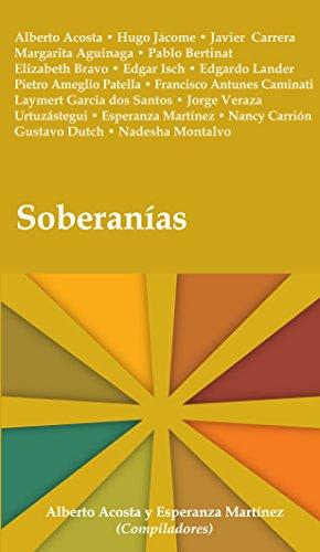 Soberanías por Esperanza Martínez