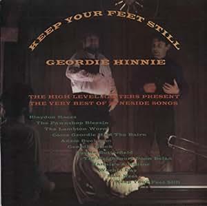 KEEP YOUR FEET STILL GEORDIE HINNIE LP (VINYL) UK TRAILER 1970