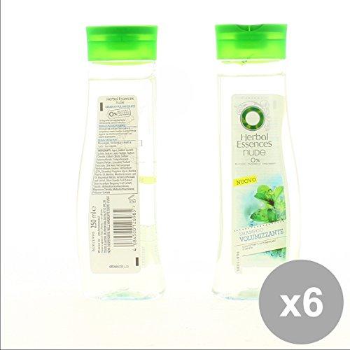 set-6-herbal-essence-shampoo-250-nude-volume-capelli
