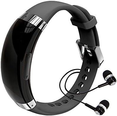 Espía Grabadora de voz-pulsera de xiaokoa 8GB Grabadora de voz digital MP3y reproductor de música voz activa batería reducción de ruido para presentaciones reuniones entrevistas clase deportes conferencias