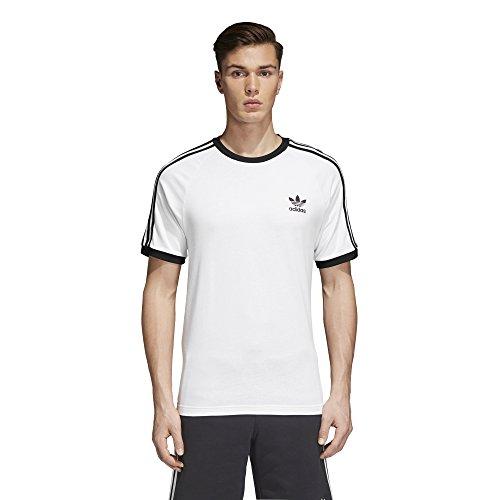 Adidas cw1203, t-shirt uomo, white, xs