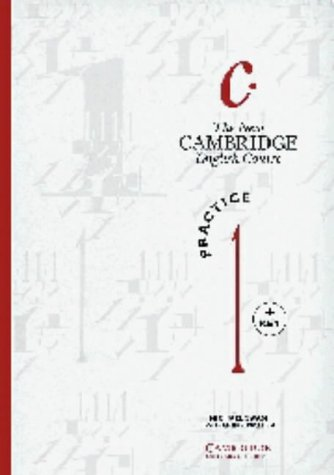 The New Cambridge English Course 1 Practice book with key: Practice Bk.1 Level 1