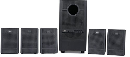5. Philips Heartbeat SPA-3000U/94 5.1 Channel output Speaker