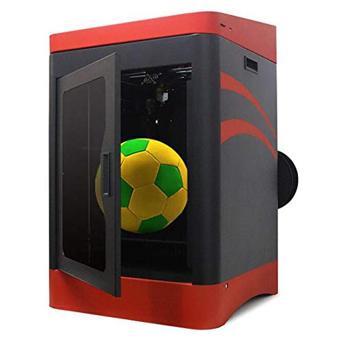 Impresora 3D Impresión de color simple o doble Tamaño de impresión grande 300 * 300 * 400Mm con pantalla táctil de 3.5 pulgadas Control Wifi Wifi Impresión sin conexión Funciona con TPU/PLA/ABS