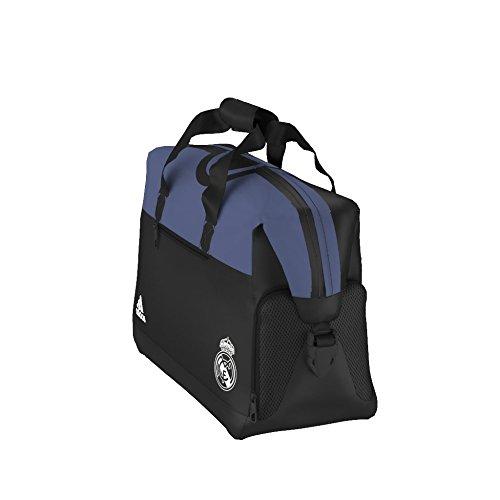 adidas Real Weekendbag Bolso, Unisex Adulto, (Negro/Morsup), S