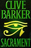 Cover of: Sacrament | Clive Barker