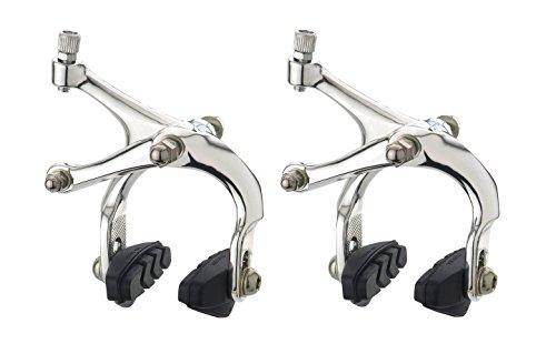 Alhonga hj-570ag Set von vorne und hinten Fahrrad Bremssättel für Road, Fixie, Fixed Gear, Track, Single Speed Bike