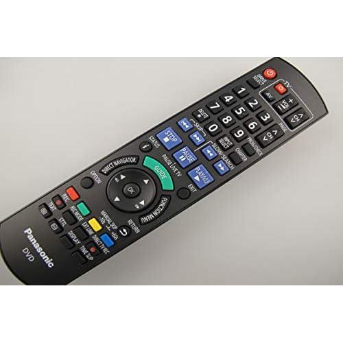 415CZKfR1LL. SS500  - Panasonic Remote Control For DVD DMR-EX773EBK, DMR-EX83EB-K, N2QAYB000462