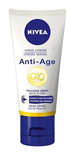 Nivea Hand Creme Anti-Age Q10, 6er Pack (6 x 100 ml)