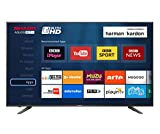 """Sharp LC-60UI7652UK 60"""" 4K UHD HDR Smart LED TV with Freeview HD"""