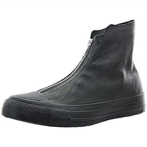 ctas shroud hi cuir femme converse 451890 Noir